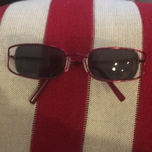Steve Madden sunglasses 😎 red